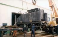 Преместване на тежки машини