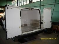 Термоизолация за товарни превозни средства