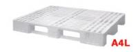 Индустриални пластмасови палета  800x1200
