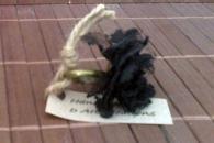 Ръчно изработен пръстен  Black Lace