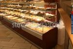 Изработка на хладилни витрини за сладкарски изделия