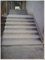 Проектиране и изграждане на стълби от варовик