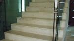Проектиране и изграждане на стъпала, облицовани с варовик