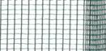 Защитна мрежа за борба с градушки за оранжерии Multipla Net 5x8; 4 м; 2x1, зелен