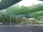 Защитни мрежи срещу слънце за оранжерии