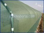 Защитни мрежи за сянка за оранжерии