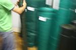 Защитна мрежа, предпазваща от градушки, за оранжерии