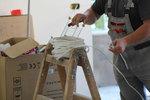 изграждане или ремонт на електрическа инсталация