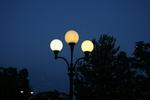 осветление за парк и парково пространство