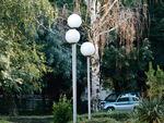изработка на парково осветление