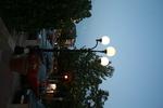 осветление на парк и парково пространство по поръчка
