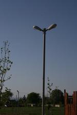 Изграждане на улично осветление