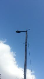 Изработка на улично осветление