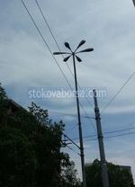 Изработване на улично осветление