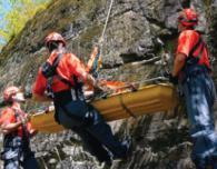 Лебедка преносима за спасителни операции