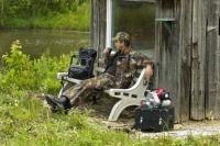 Мобилни лебедки за лов и риболов - подем 700 кг