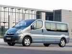 Наемане на бусове Opel Vivaro за 8 часа