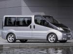 Извършване на трансфер с Opel Vivaro до аерогара София
