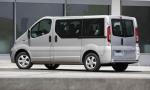 Извършване на трансфери Opel Vivaro от аерогара Бургас