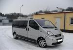 Трансфер с Opel Vivaro от аерогара София