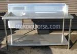 кухненска маса от неръждаема стомана