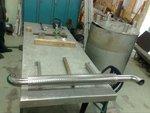 изработка на съоръжения от неръждаема стомана