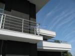 иноксови парапети за балкони и тераси