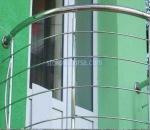изграждане на иноксов парапет за балкон