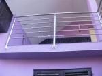 иноксов парапет за тераси