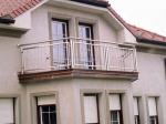 иноксов парапет за балкони