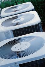Klimaanlage für ein Einkaufszentrum