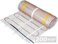 Подово отопление - 200W/m2 - 0.5m x 2m