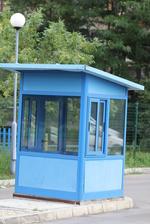 Проектиране и изработка на охранителни кабини до 4кв.м.