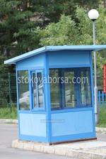 Охранителни бутки за контролно пропускателни пунктове до 4кв.м.