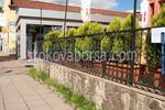 зидана ограда от ковано желязо