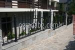 изработка на кована решетъчна ограда