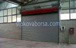 плътни охранителни ролетки за индустриални сгради