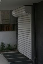 охранителна ролетка за гараж