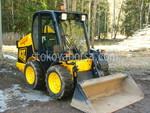 утилизация строительных отходов Bobcat