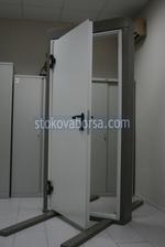 огнеопорна врата 1140x2150мм