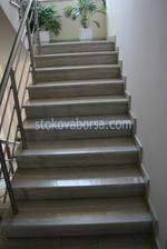 Мраморная лестница из бетона