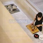 мраморно облицоване по поръчка на кухненски плот