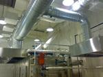 индустриална вентилационна система