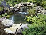 Benutzerdefinierte dekorativen Wasserfall