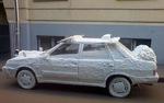 Car Polystyrol benutzerdefinierte