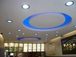 модерни кръгли окачени тавани по поръчка