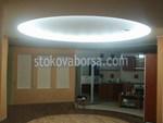 изграждане на кръгъл окачен таван от гипсокартон