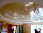 монтаж на кръгъл окачен таван от гипсокартон