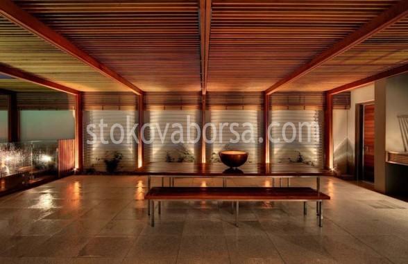 Фирма за дървени окачени тавани