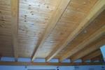 Дървени окачени тавани по поръчка